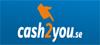 Låna pengar snabbt utan uc trots betalningsanmärkning hos Cash2you