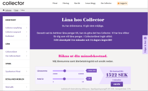 Collectorlånet