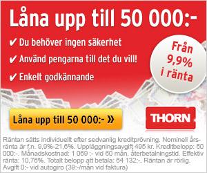 Thorn lån